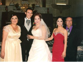 La boda de Karla  y Jose  1