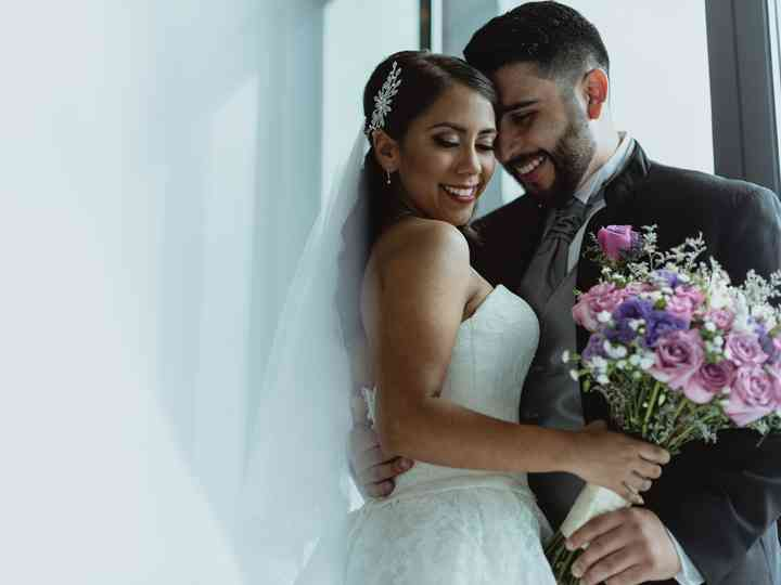 La boda de Karla y Rubén