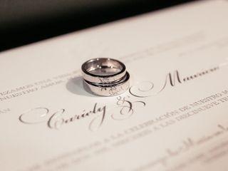 La boda de Cariely y Mauricio 1