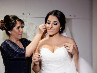 La boda de Cariely y Mauricio 3