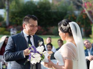 La boda de Jahanara y Joel