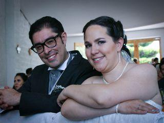 La boda de Caro y Manolo