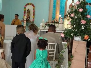 La boda de Azereth y Pablo 1