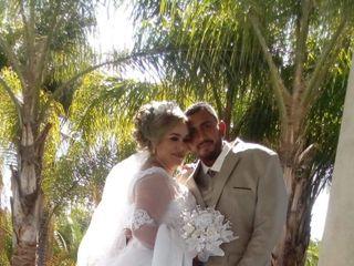 La boda de Azereth y Pablo