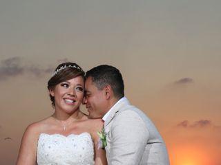 La boda de Liz y David 2
