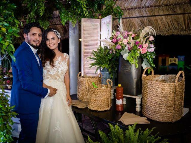 La boda de Naiby y Memo