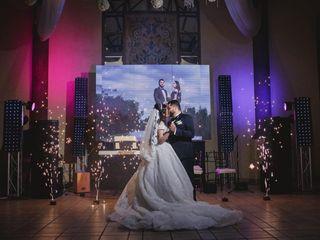 La boda de Abisag  y Bladimir  1
