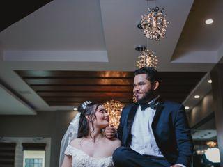 La boda de Abisag  y Bladimir  2