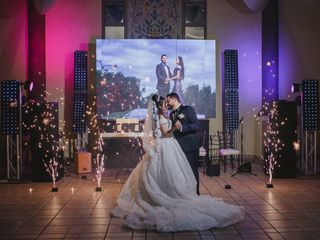 La boda de Abisag  y Bladimir  3