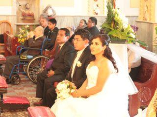 La boda de Karla y Isaac 1