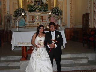 La boda de Karla y Isaac