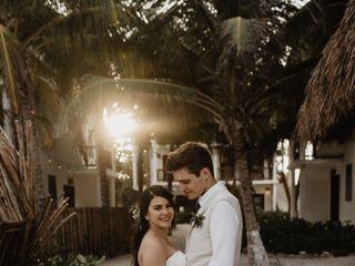 La boda de Nathalie y Christopher 1