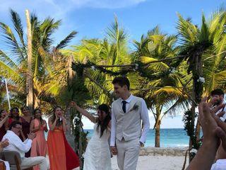 La boda de Nathalie y Christopher 3