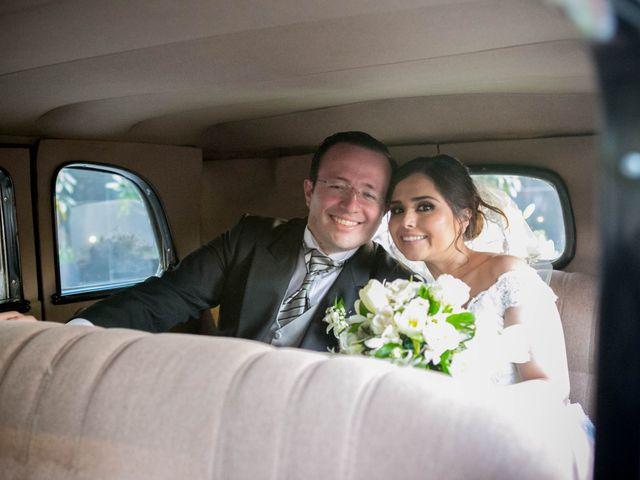 La boda de Vanessa y Omar