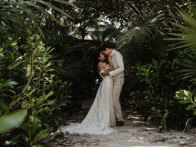 La boda de Nathalie y Christopher
