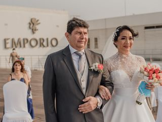 La boda de Eugenia del Carmen  y Rafael