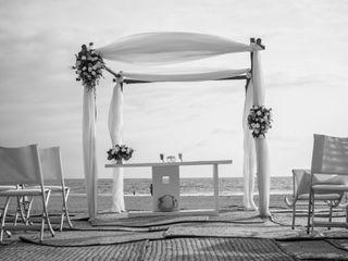 La boda de Brian y Fabiola 1