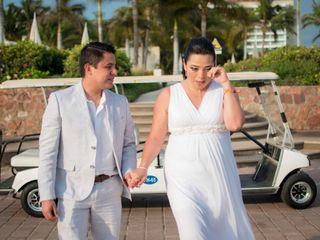La boda de Brian y Fabiola 3