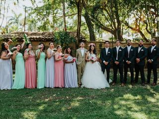 La boda de Abigail y Aldo 3