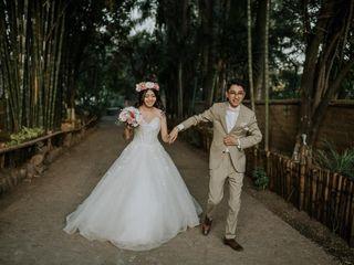 La boda de Abigail y Aldo
