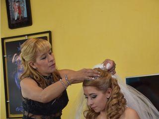 La boda de Yarel  y José Luis  2