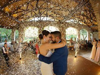 La boda de Aldana y Enrique