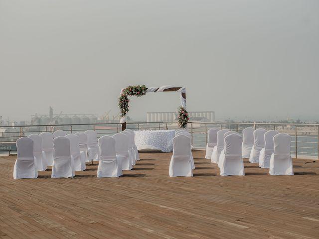 La boda de Rafael  y Eugenia del Carmen  en Veracruz, Veracruz 1