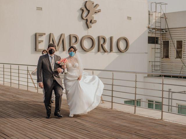 La boda de Rafael  y Eugenia del Carmen  en Veracruz, Veracruz 7