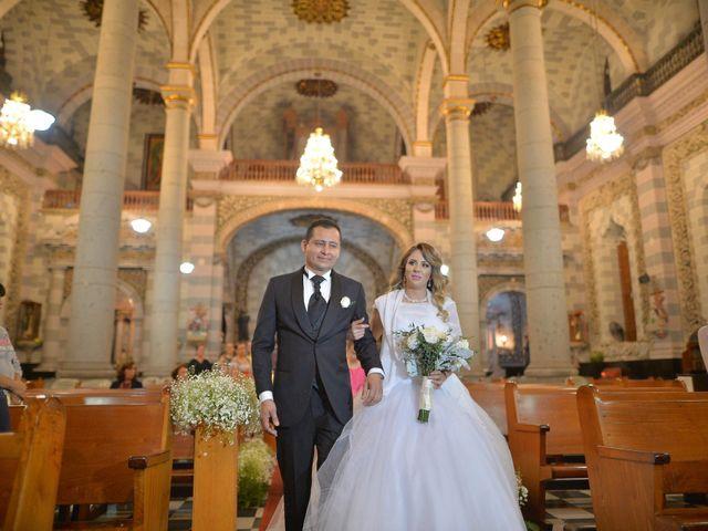 La boda de Daniela y Juan Carlos