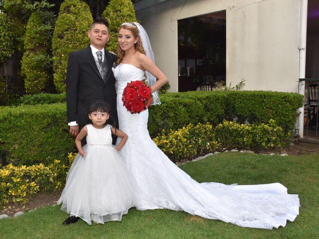 La boda de Yarel  y José Luis