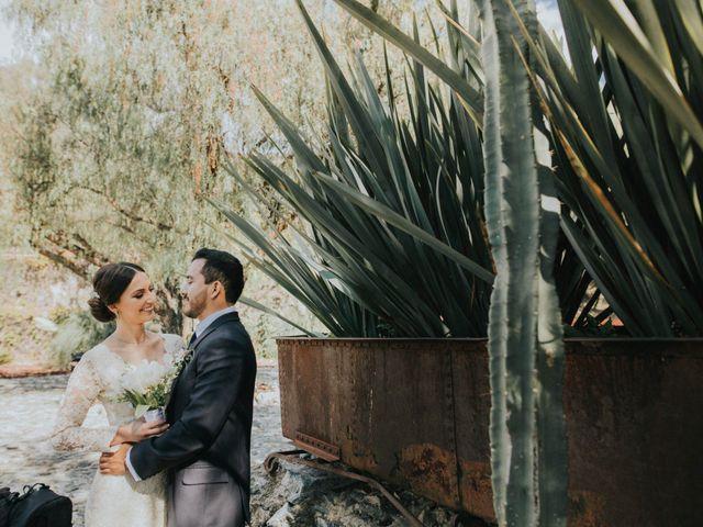 La boda de Alberto y Daniela en Silao, Guanajuato 14