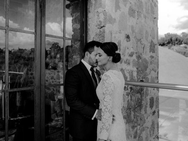 La boda de Alberto y Daniela en Silao, Guanajuato 18