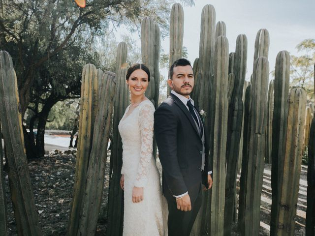 La boda de Alberto y Daniela en Silao, Guanajuato 21