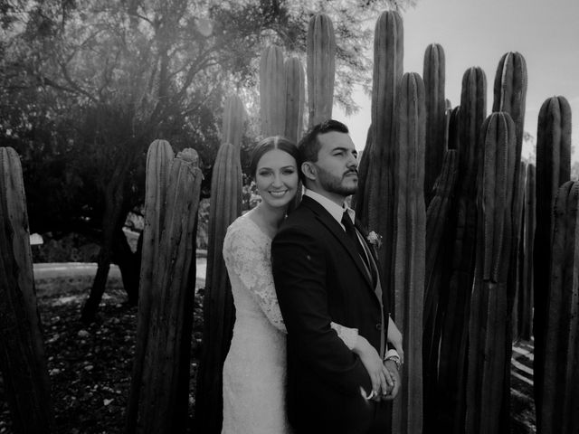 La boda de Alberto y Daniela en Silao, Guanajuato 2