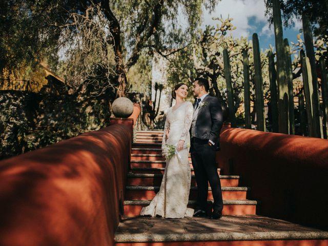 La boda de Alberto y Daniela en Silao, Guanajuato 25