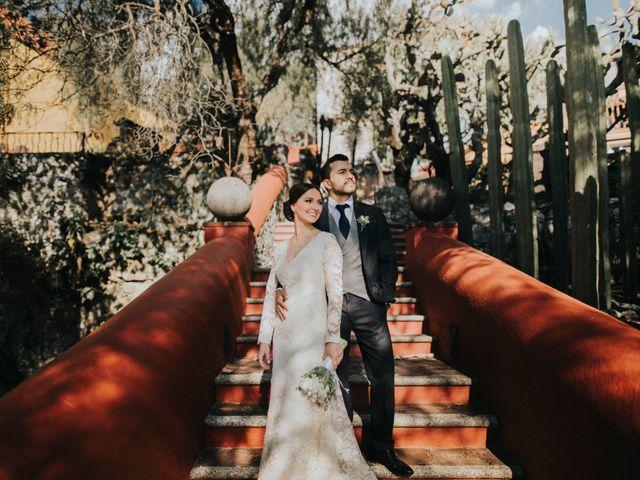 La boda de Alberto y Daniela en Silao, Guanajuato 26