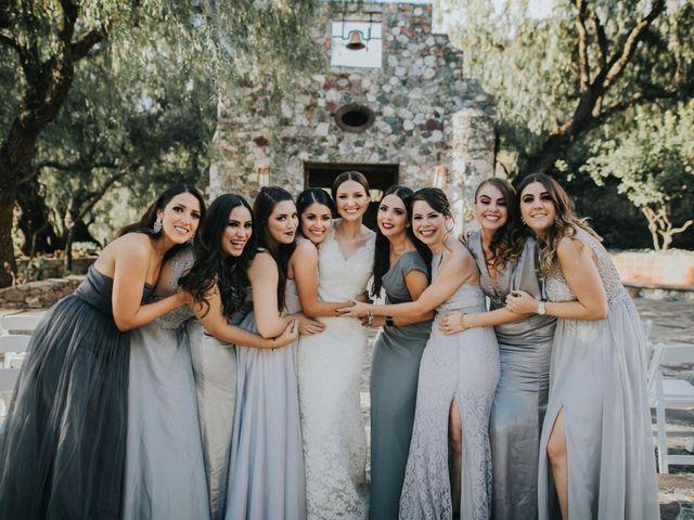 La boda de Alberto y Daniela en Silao, Guanajuato 31