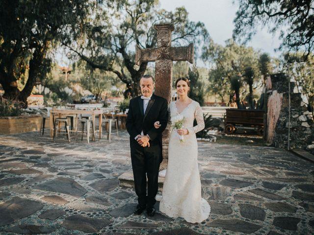 La boda de Alberto y Daniela en Silao, Guanajuato 37