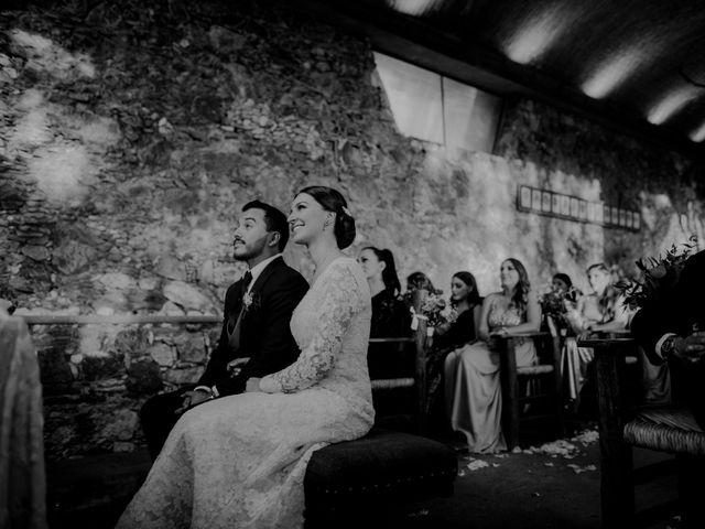 La boda de Alberto y Daniela en Silao, Guanajuato 39