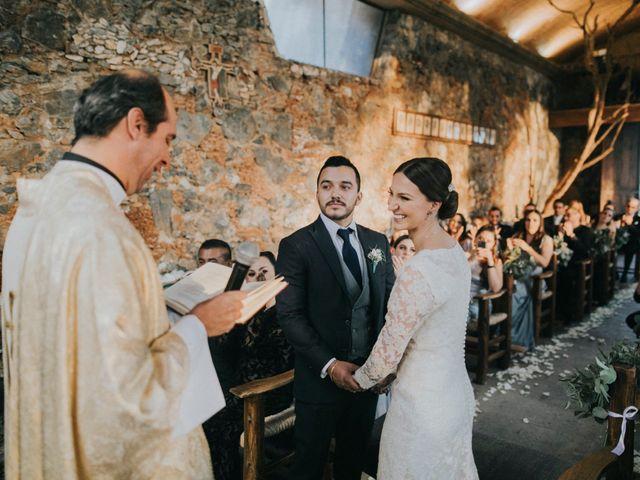 La boda de Alberto y Daniela en Silao, Guanajuato 40