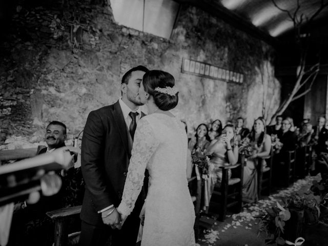 La boda de Alberto y Daniela en Silao, Guanajuato 41