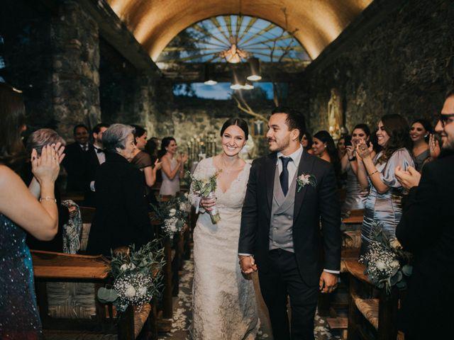 La boda de Alberto y Daniela en Silao, Guanajuato 44