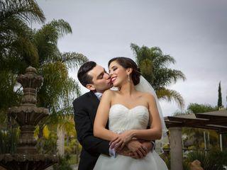 La boda de Paulina y Miguel