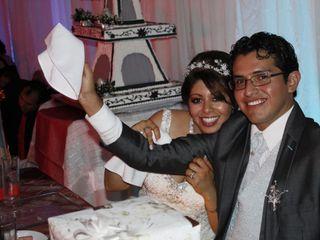 La boda de Erika y Ángel 1