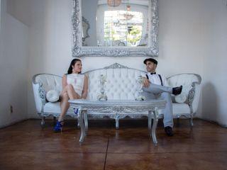 La boda de Mili y Osiel 1