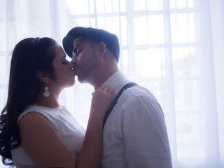 La boda de Mili y Osiel