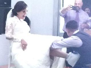 La boda de Tania y Marco 1