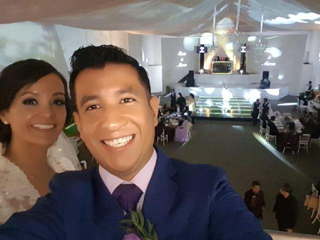 La boda de Tania y Marco