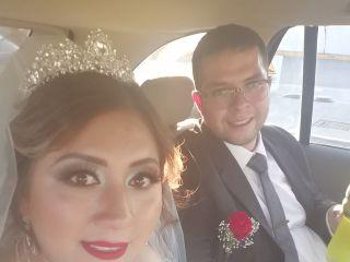 La boda de Yesil Alejandra y Abraham 1