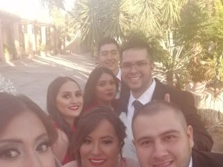La boda de Yesil Alejandra y Abraham 3